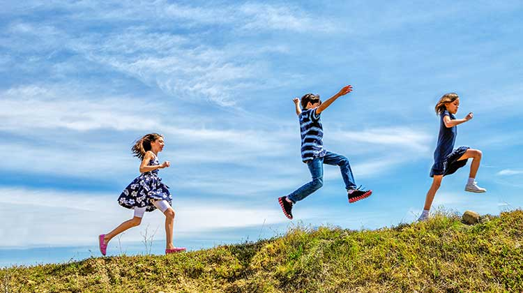 The Power and Joy of Children